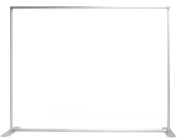 EZ Tube Display Straight frame