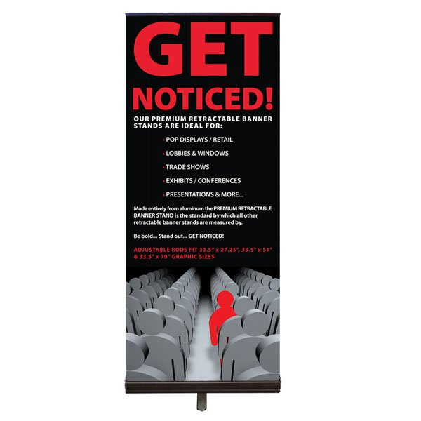 best retractable Banner