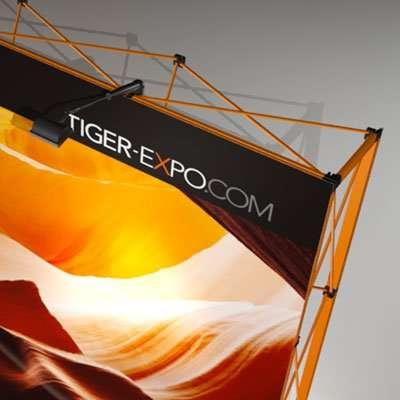 portable trade show display