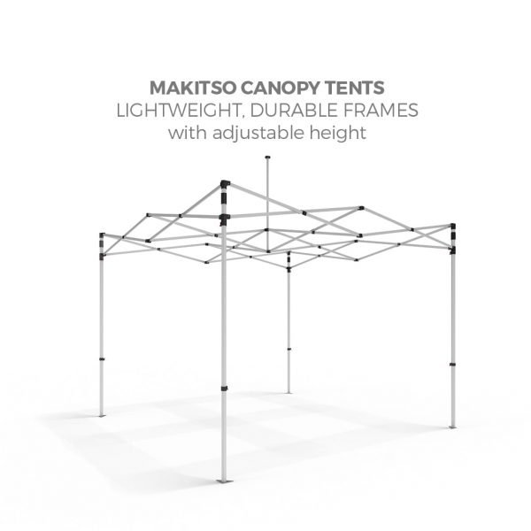 outdoor canopy frame