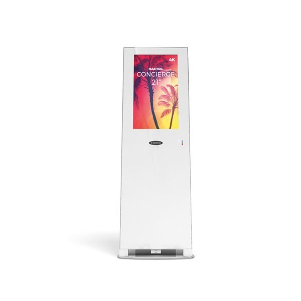 digital concierge kiosk