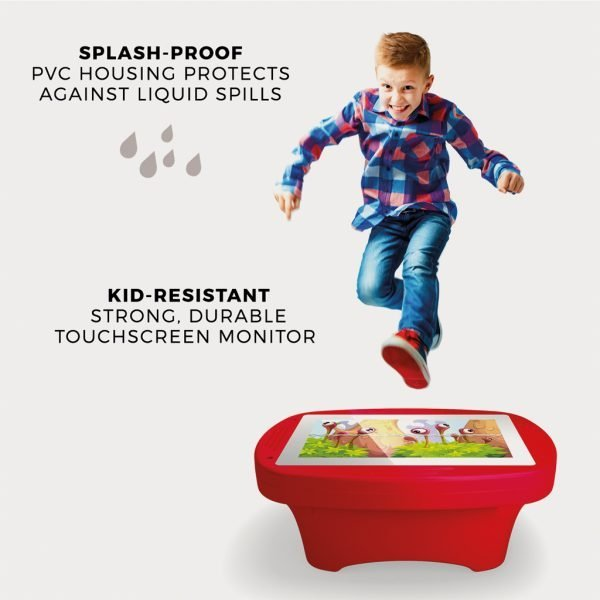 Digital kids table