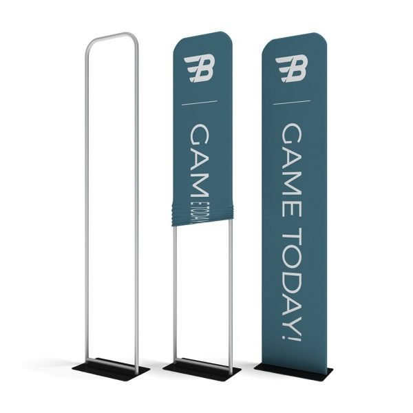 Tension fabric Banner