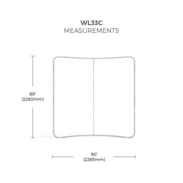 Wave Line frame