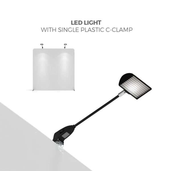 WaveLine Display straight light