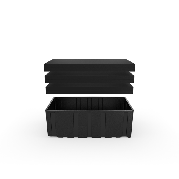 Lightbox display case